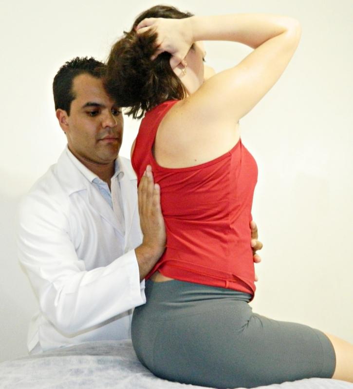 Clínica de Rpg para Coluna Valores Cerqueira César - Clínica Rpg para Melhorar Postura