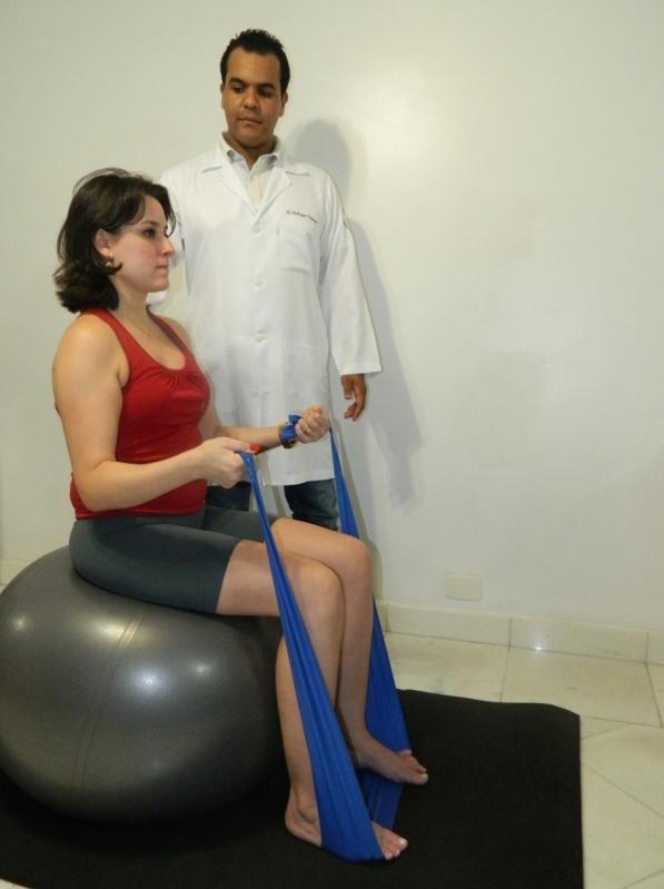 Fisioterapia para Escoliose Vila Olímpia - Fisioterapia para Entorse de Tornozelo