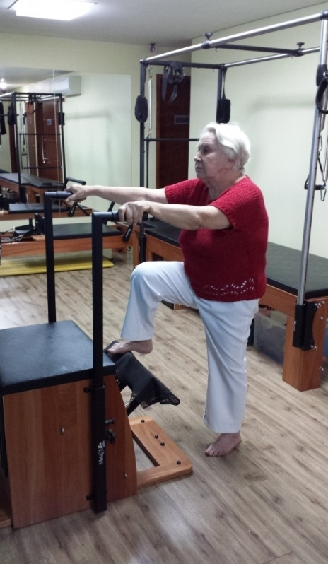 Fisioterapia para Idoso Jardim Vera Cruz - Fisioterapia para Hérnia de Disco