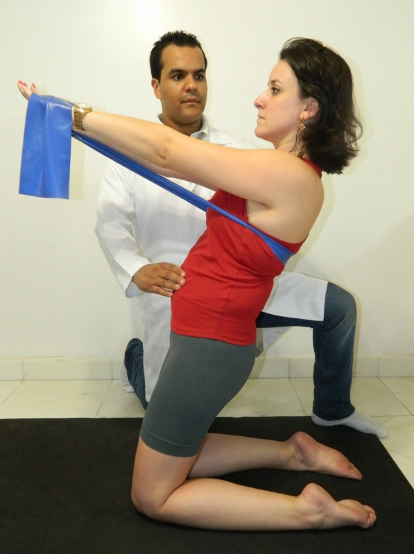 Fisioterapia para Idosos Vila Anglo Brasileira - Fisioterapia para Ombro Bursite