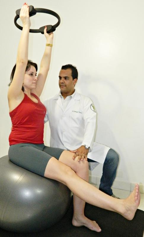 Onde Encontro Fisioterapia para Bursite Jardim Vera Cruz - Fisioterapia para Artrose no Joelho