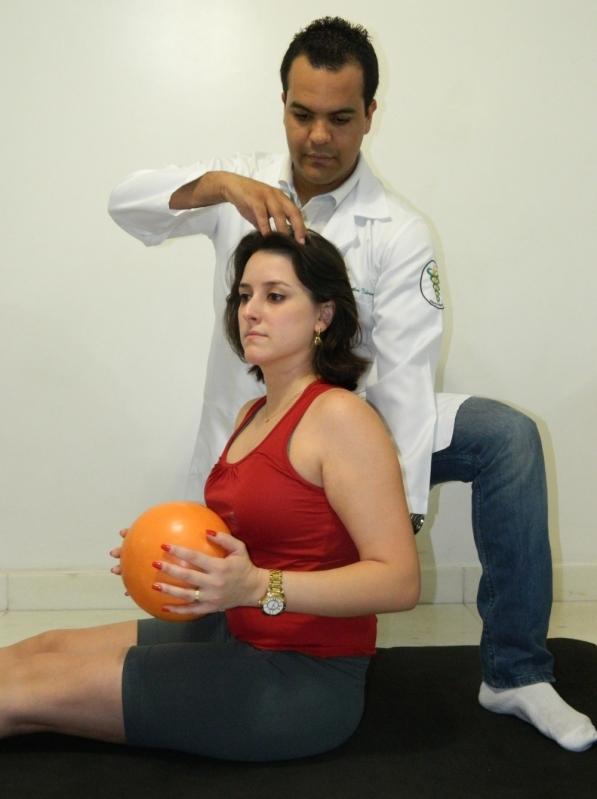 Rpg para Coluna Cervical Sumarezinho - Rpg para Coluna Dorsal