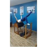 aula de pilates aparelho para iniciantes preço Jardim Ademar