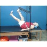 aula de pilates para idosos Previdência
