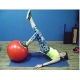 aulas de pilates funcional Previdência