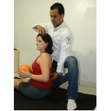 clínica com tratamento RPG coluna cervical Vila Indiana