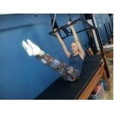 clínica de pilates com aparelho Jardim Bonfiglioli