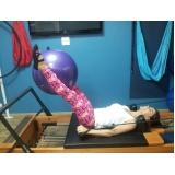 clínica de pilates com bola valores Jardim Peri Peri