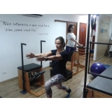 clínica de pilates e fisioterapia Jardim Rizzo