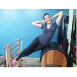 clínica de pilates para coluna com escoliose Jardim Rizz