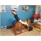 clínica de pilates para dores lombares Jardim das Bandeiras