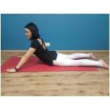 clínica de pilates para dores nas costas valores Vila Gertrudes