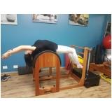clínica de pilates para dores nas costas Jardim Donária