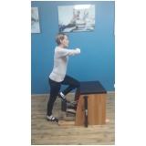 clínica de pilates para idosos valores Vila Pompéia