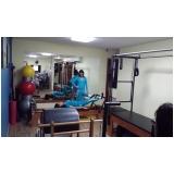 clínica de pilates para idosos Vila Pompéia