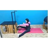 clínica de pilates valores Jardim Viana