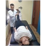 clínica de fisioterapia para reabilitação total