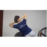 clínica de pilates com aparelho