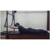 clínica de pilates para dores lombares