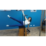 clínicas de pilates para coluna com escoliose Brooklin Novo