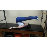 clínicas de pilates para dores lombares Jardim Rizzo