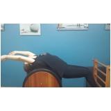 clínicas de pilates para dores na coluna Vila Gertrudes