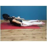 clínicas de pilates para dores nas costas Vila Anglo