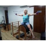 clínicas de pilates para terceira idade Jardim São Gilberto