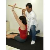 clínicas rpg para melhorar postura Vila Olímpia