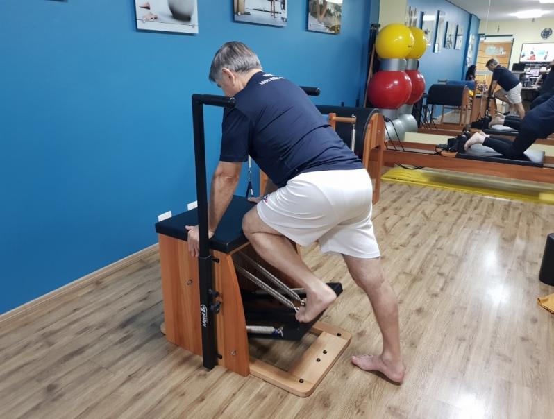fisioterapia para coluna Caxingui
