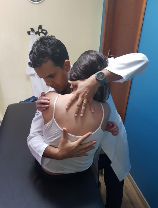 fisioterapia para escoliose Vila São Domingos