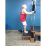 fisioterapia para idoso valor Caxingui