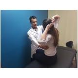 fisioterapia para o tratamento da escoliose preço Vila Anglo