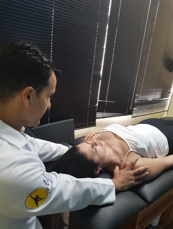 fisioterapia para a coluna cervical