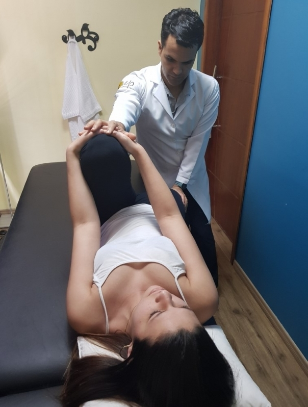 Fisioterapia para Entorse de Tornozelo