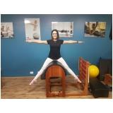 onde encontrar aula de pilates aparelhos Brooklin Novo