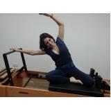 onde encontrar clínica de pilates para coluna com escoliose Brooklin Novo