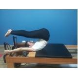 onde encontro clínica de pilates para dores lombares Cidade Universitária