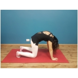 onde encontro clínica de pilates para dores nas costas Previdência