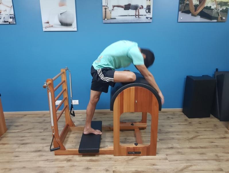 onde encontro fisioterapia para a coluna lombar Vila Pompéia