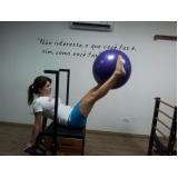 onde encontro pilates funcional com bola Vila Pompéia
