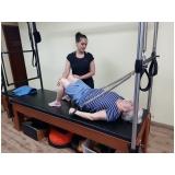 pilates funcionais para idosos com osteoporose Alto de Pinheiros