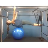 pilates funcional com bola