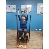 pilates funcional para idosos com osteoporose Jardins
