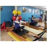 pilates para gestante 5 meses preço Vila Olímpia