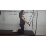 aula de pilates para gestantes