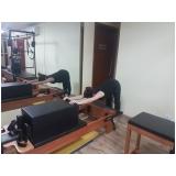 pilates para gestante com bola Vila Cordeiro