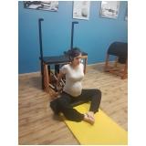 pilates para gestantes 8 meses Vila Anglo Brasileira