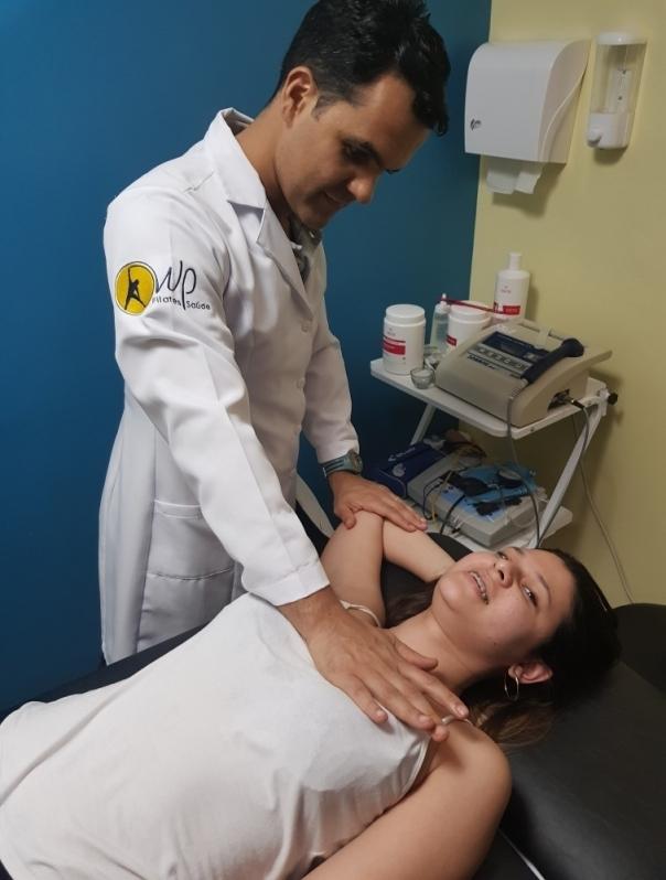 quanto custa fisioterapia para ombro bursite Vila Ida