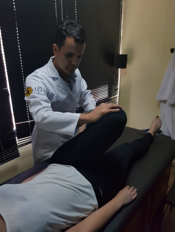 serviço de fisioterapia para quadril Jardim São Gilberto